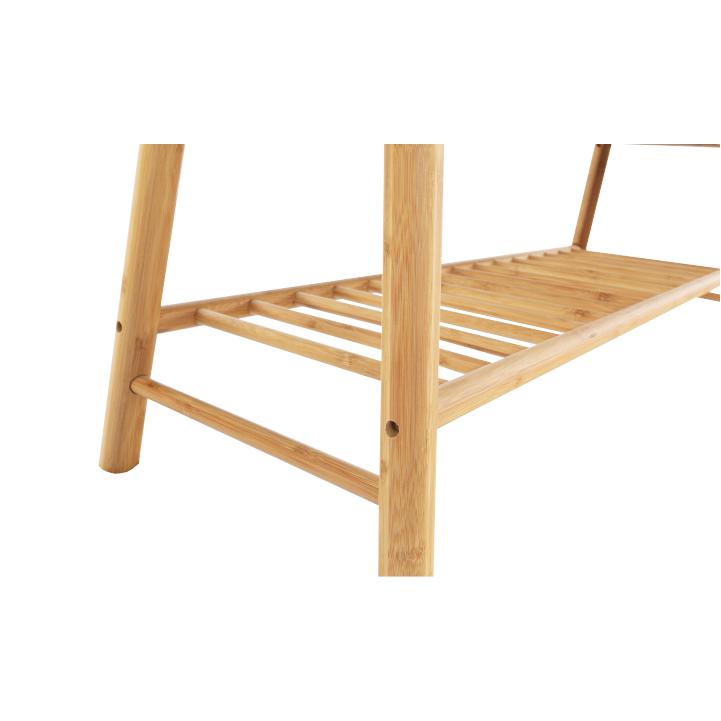 Lóca, bambusz természetes/szürke, LAVIDA TYP 3