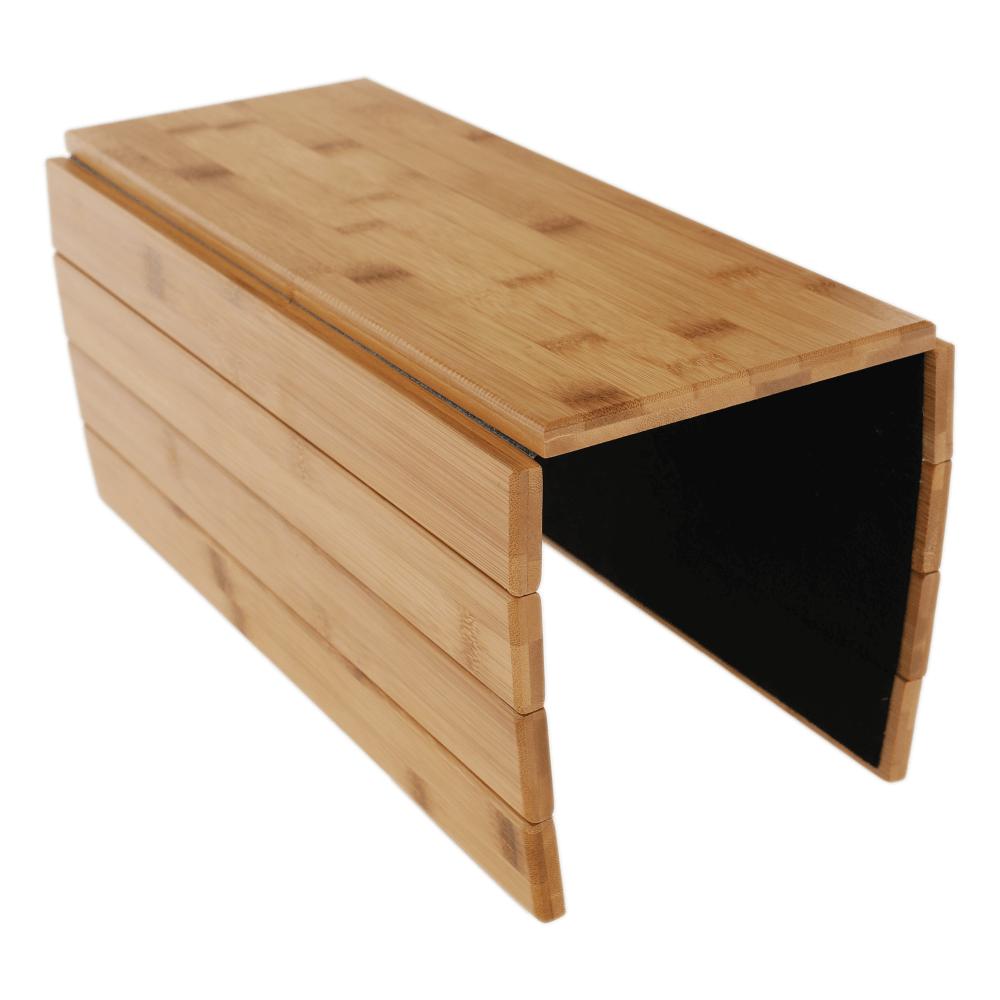 Kartámasz alátét, természetes bambusz, ALTE