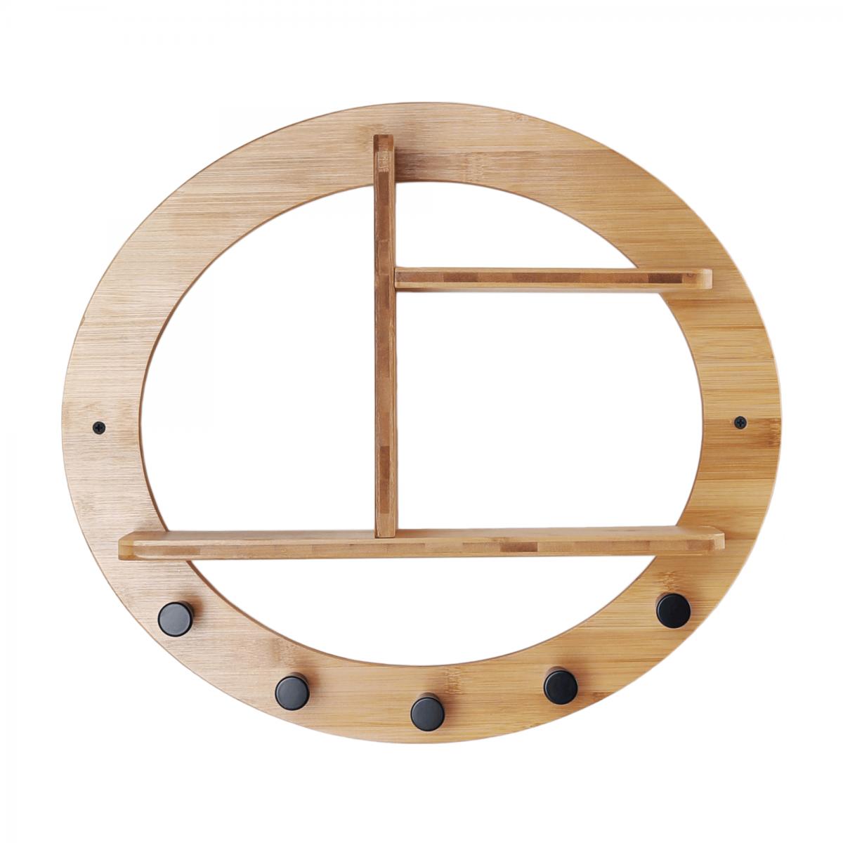 Polc, természetes bambusz, ARTID TYP 1