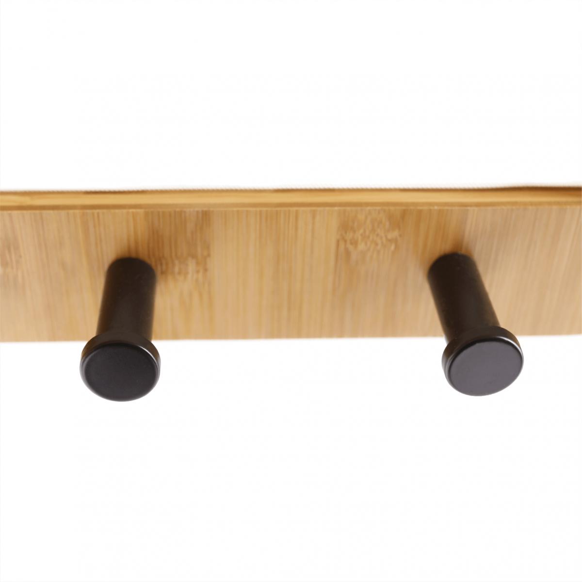Polc, természetes bambusz, ARTID TYP 2