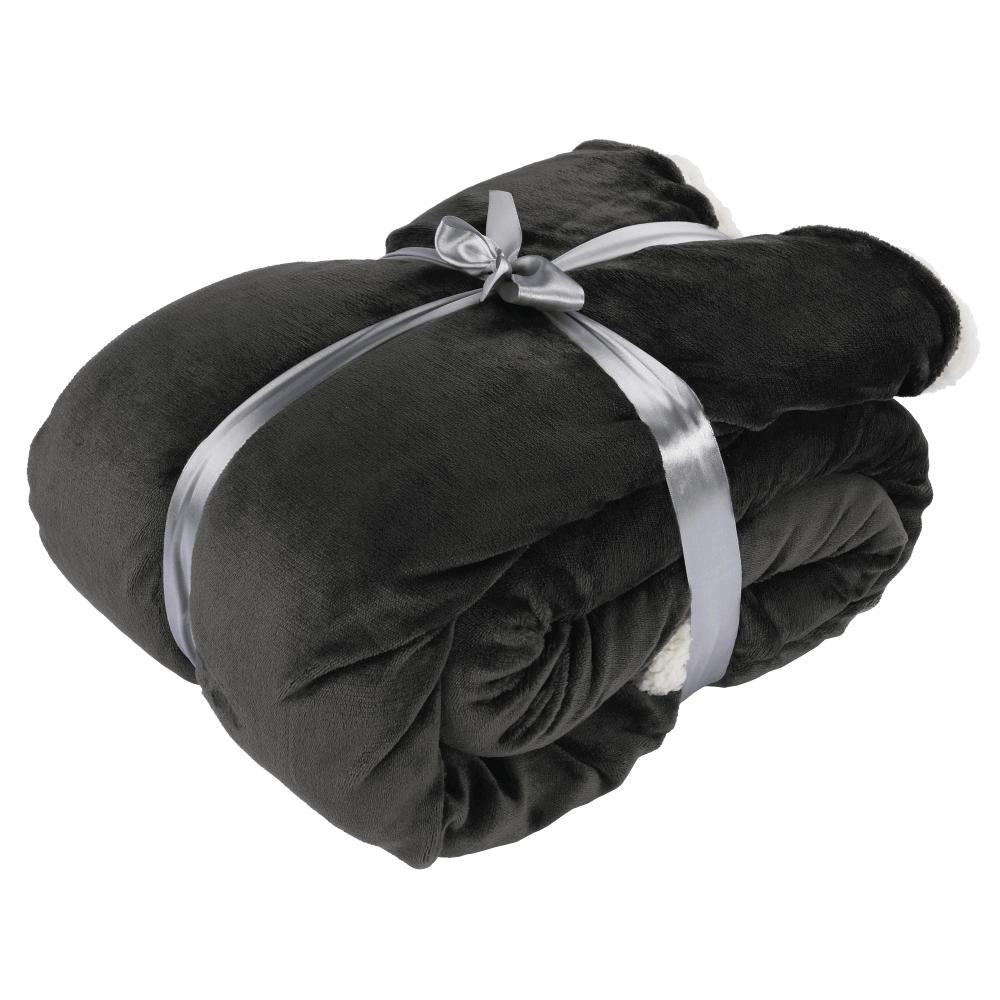 Kétoldalas takaró, szürke, ANKEA TÍPUS 3