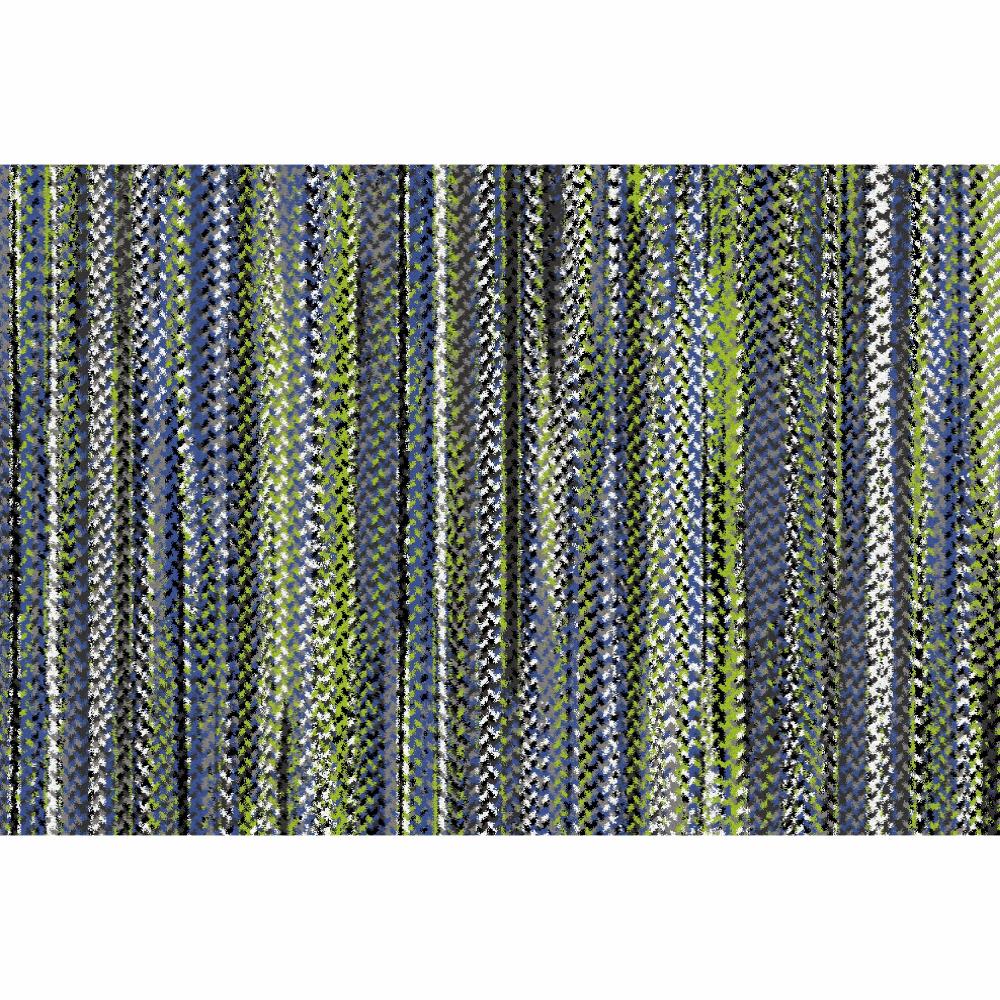 Szőnyeg, sokszínű, 67x120, FETEN