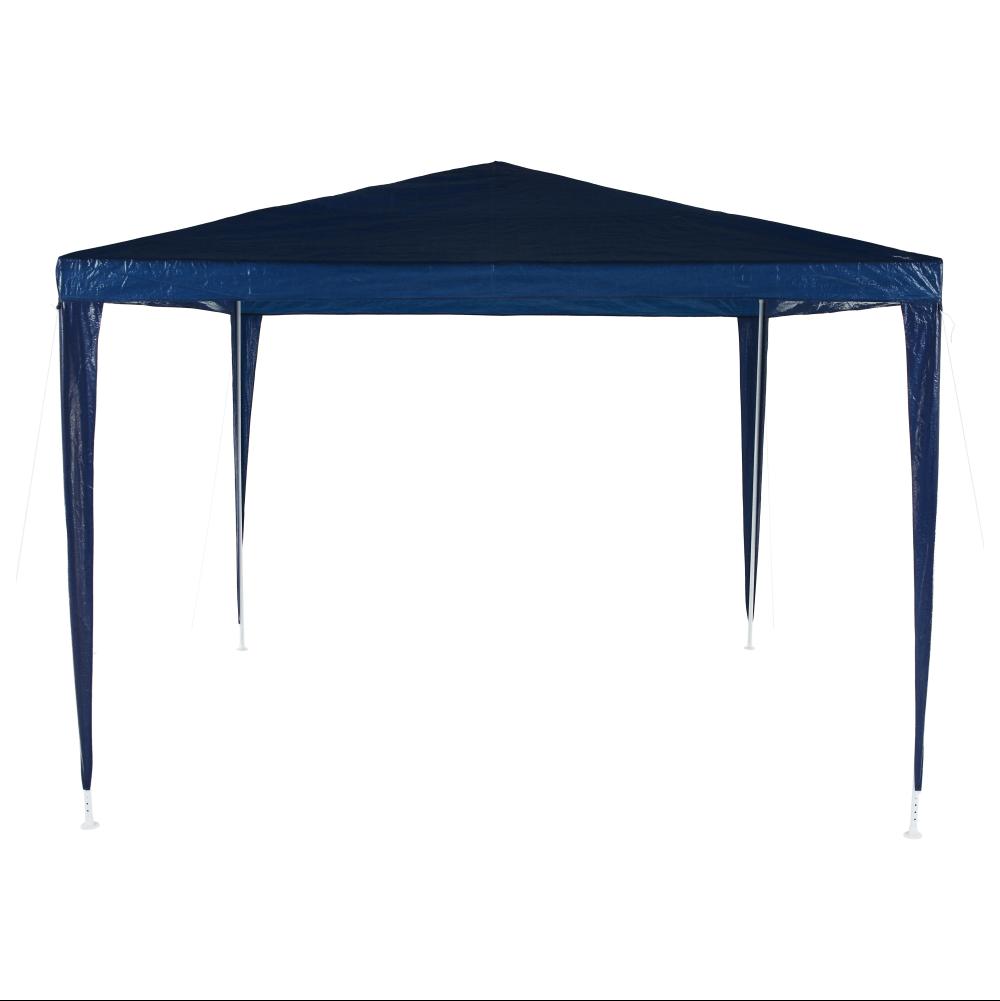 Kerti pavilon, kék, 3x3 m, GOTAN