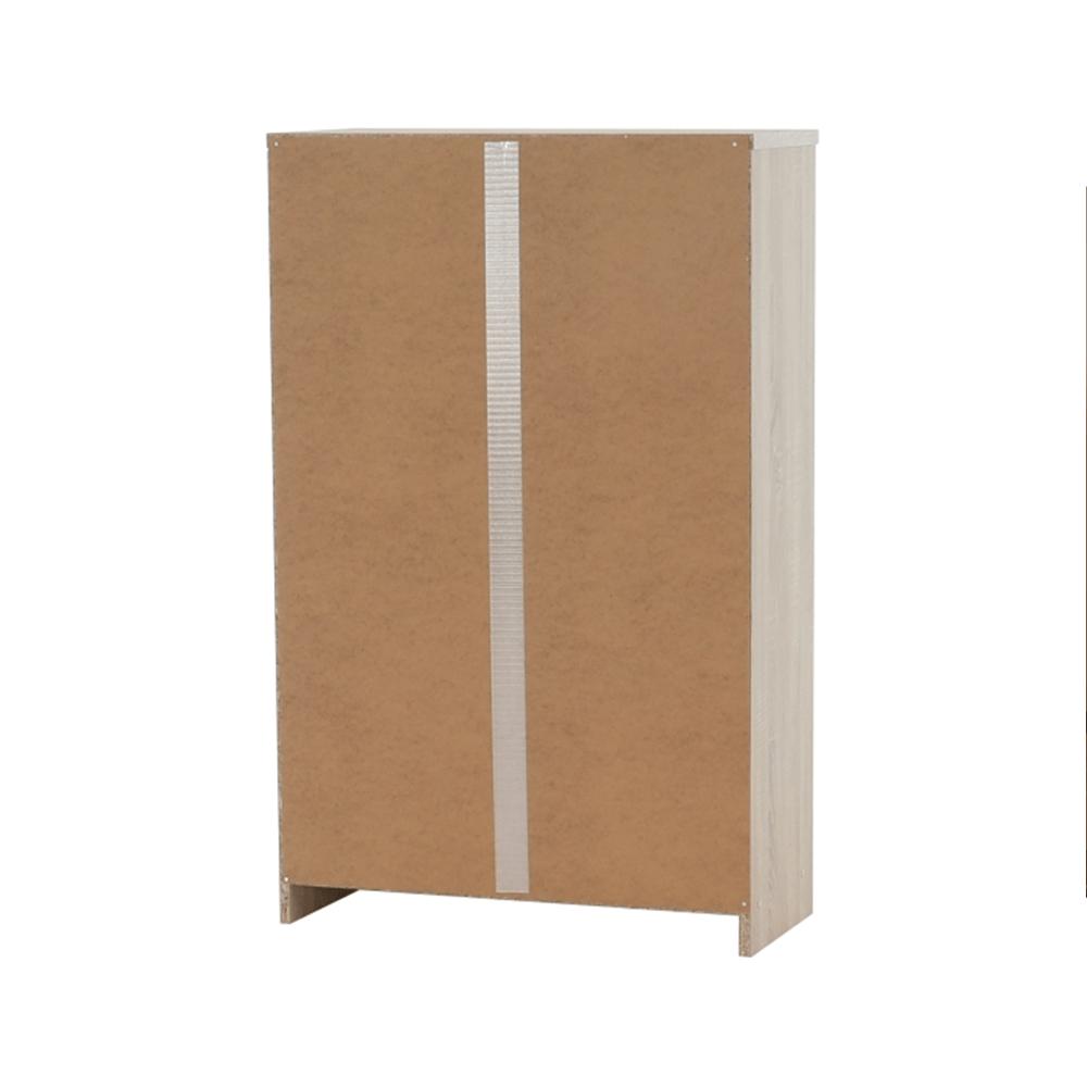 Nyitott polcos szekrény, sonoma tölgyfa, JOHAN 2 NEW 03