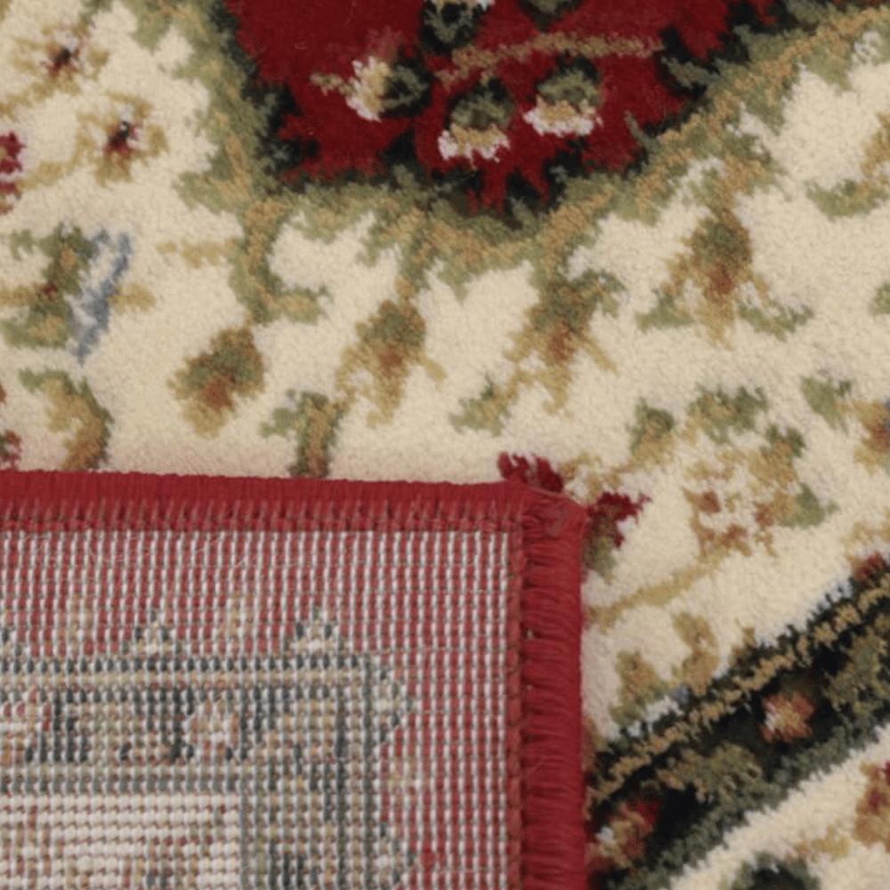 Szőnyeg, borvörös/színek keveréke/minta, 160x235, KENDRA tip 3