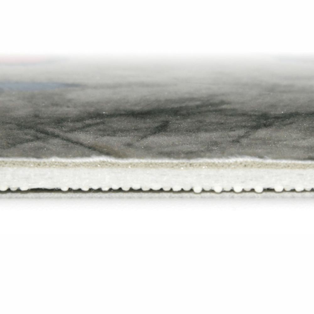 Szőnyeg, romantikus minta, többszínű, 120x180, ADELINE