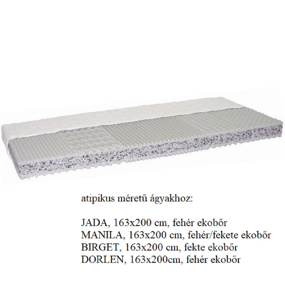 Matrac, 163x200, CATANIA ECO A TÍPUS