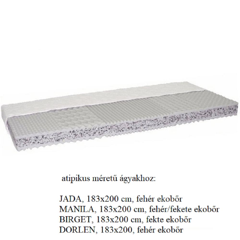 Matrac, 183x200, CATANIA ECO A TÍPUS