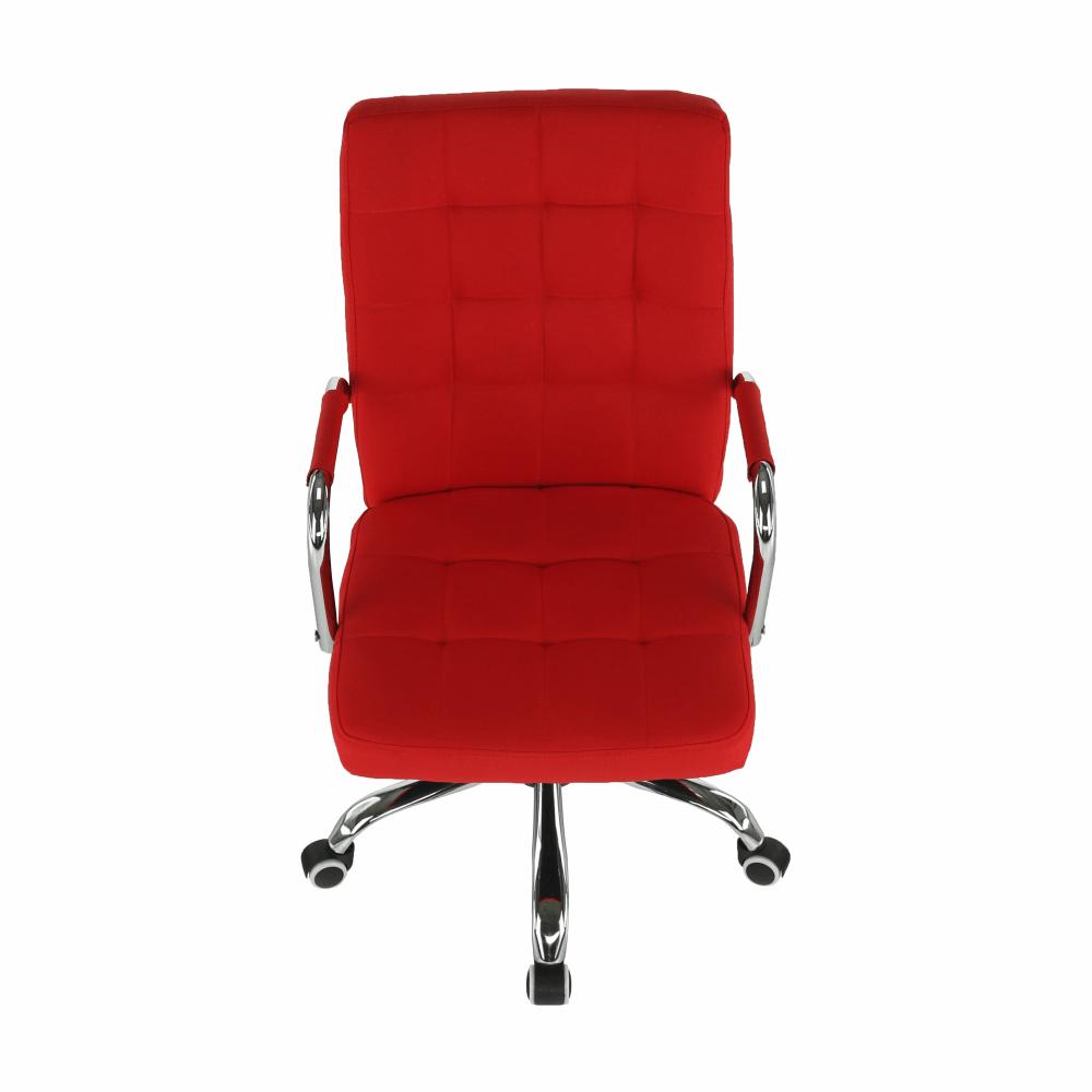 Irodai szék, piros, MORGEN
