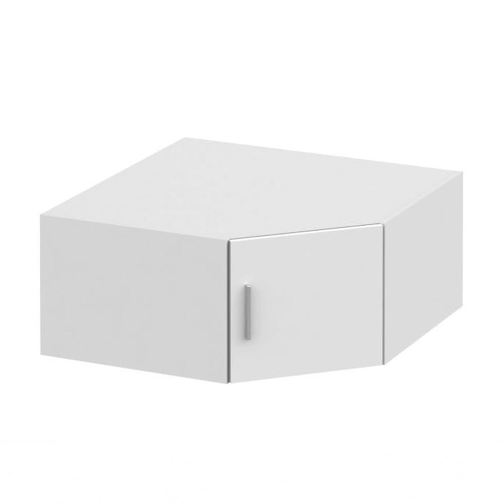 Felsőszekrény szekrényhez, fehér, INVITA TYP 8