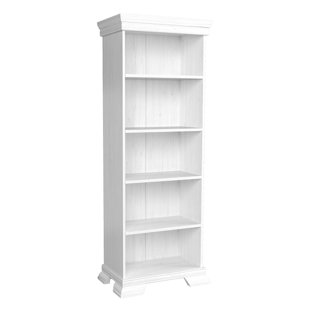 Nyitott könyvespolc KR1, sosna andersen, KORA