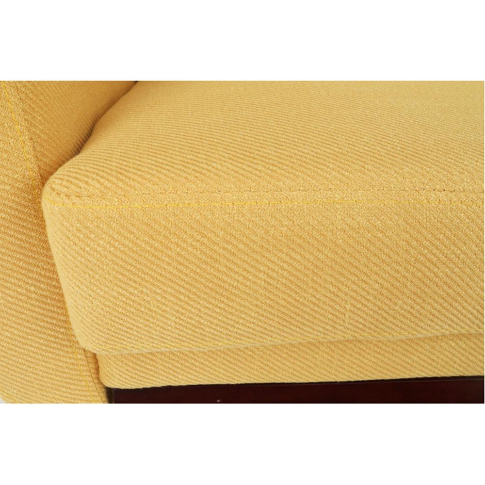 Kinyitható kanapé, mustár, ARKADIA