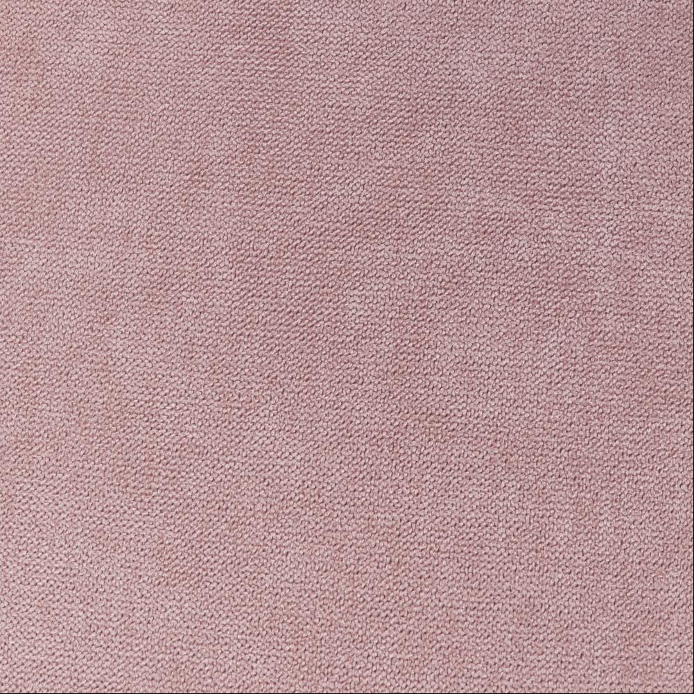 Klub fotel puffal, rózsaszín, ROSE