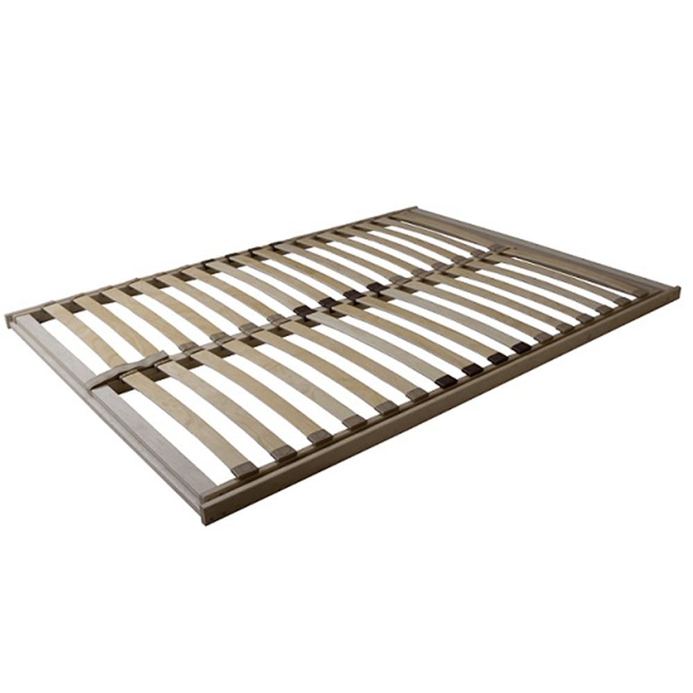 Nyitható ágyrács, 120x200, BASIC FLEX FRONT