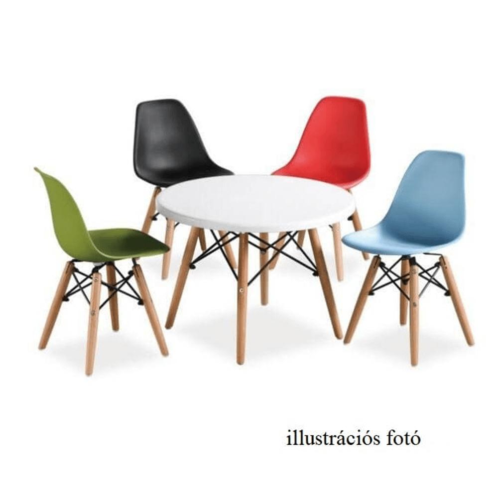 szék, sötétbarna/bükk, CINKLA 3 NEW