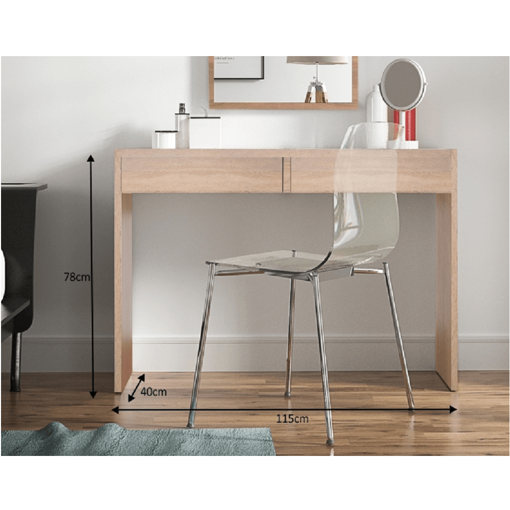 Modern fésülködő asztal, VIOLET