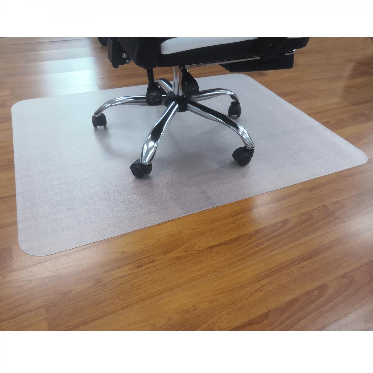 Védőalátét a szék alá, átlátszó, 120x90 cm, 1,8 mm, ELLIE NEW TYP 10