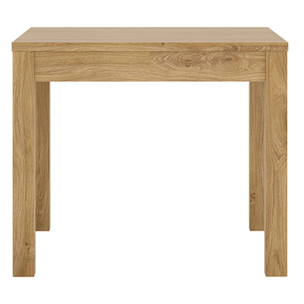 Étkezőasztal, széthúzható, shetland tölgy, SHELDON TYP 76